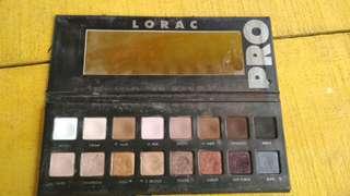 Lorac Eyeshadow Palette Preloved