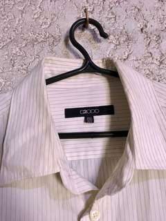 G2000 White Stripes Longsleeve