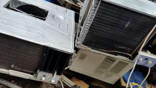 冷氣2匹2台!在上水1050元開利另外樂聲。←二台2000元(已清洗)。足够冷量↗(可試機)!