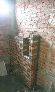 Kerja-kerja ubah suai rumah/renovation