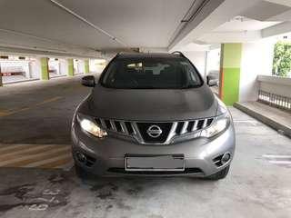 Nissan Murano 3.5 V6