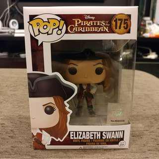 🚚 Funko Pop! Disney The Pirates of the Caribbean - Elizabeth Swann #175