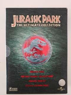 Jurassic Park DVD boxset