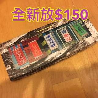 全新 [0 to 10] BIGBANG BADGE SET (原價$300)