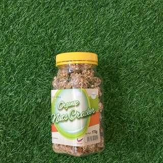 Organic Nuts Cracker