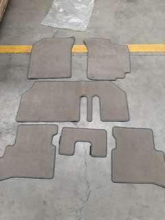 Karpet mobil Ertiga