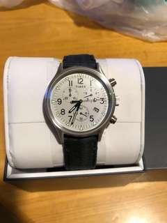 TIMEX MK1 STEEL CHRONOGRAPH 42MM TW2R688 手錶