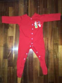 Mothercare baby sleepsuit baby bodysuit baby romper baby overall (6-9 months) upto 9 kg