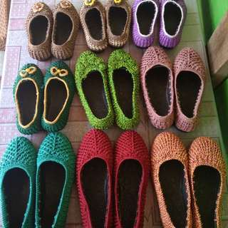 Handmade Sepatu Songket