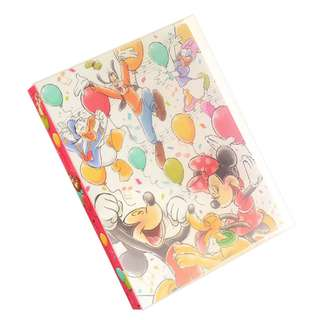 Japan Disneystore Disney Store Mickey Mouse & Friends Enjoy Collection File