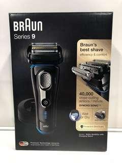 BRAUN Shaver s9240
