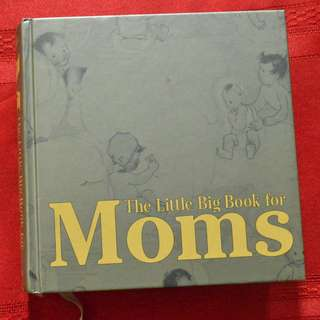 Moms (Collection of stories poems songs recipes)