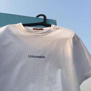 Brand New Unloveable T-shirt