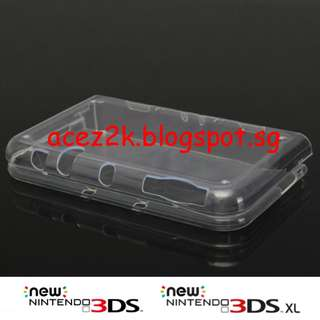 [BN] new 3DS XL / LL Soft TPU Case (Brand New)