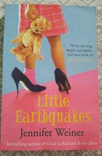 Little Earthquakes (Jennifer Weiner)