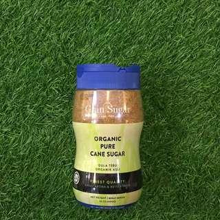 Organic Pure Cane Sugar