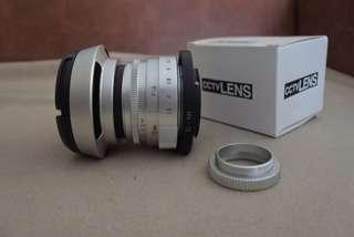 Lensa Fujian 35mm F1.6