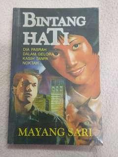 Preloved novel - Bintang hati