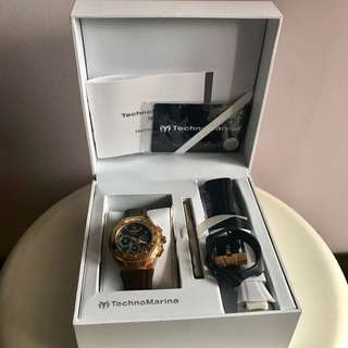Technomarine chrono watch