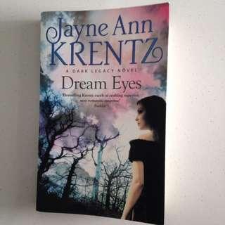 Dream Eyes by Jayne Ann Krentz [Young Adult]