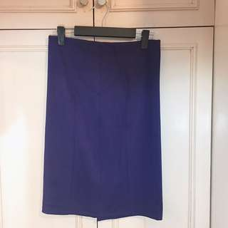 Daisy Fuentes Skirt (M - Semi large)