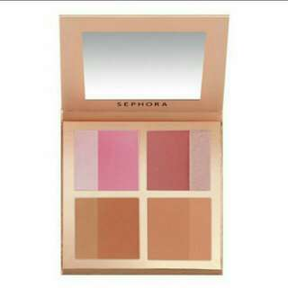 Sephora Blush Palette