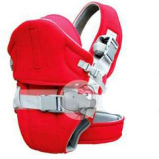 Adjustable Ventilated Baby Carrier (5 Positions)