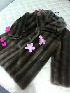Feminine Vintage Fur