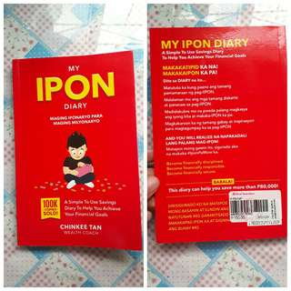 My Ipon Diary of a Pulubi by Chinkee Tan