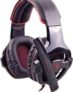 (48) Sades Gaming Headset SA903