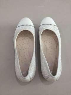 Clarks Girl's Ballerina Flats