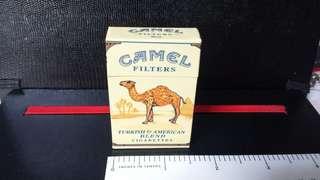 駱駝煙盒打火機
