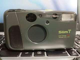 Yashica T4 / Kyocera Slim T (Safari) 35mm Film Camera