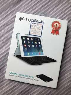 iPad mini Bluetooth Keyboard 藍芽鍵盤