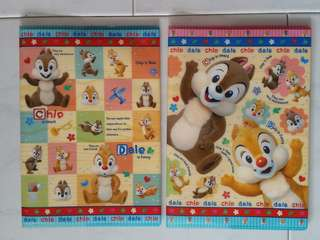 Chip & Dale Notebook
