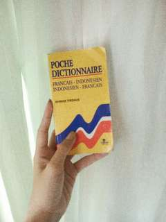 Indonesian-French Dictionary