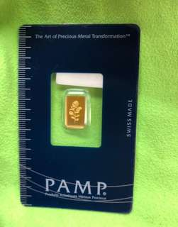 1 gram - Pure Gold Bar ✅✅