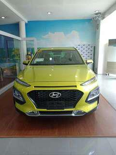 Hyundai low down payment