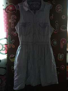 Preloved Forever 21 denim dress