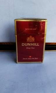Rokok Dunhill stok lama Belum Buka