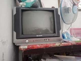 Tv bekas masih oke