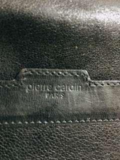 PIERRE CARDIN leather bifold wallet