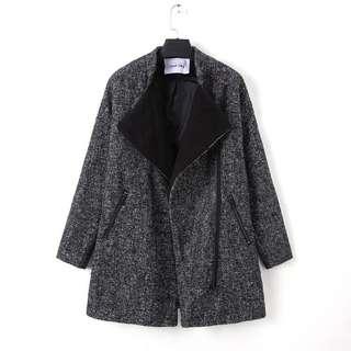 Korean boutique jacket size 10