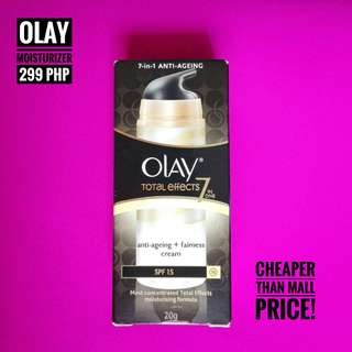 Olay Total Effects 7-in-1 Anti-Ageing (20g)