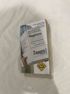 Delivering Happiness: Zappos by Tony Hsieh