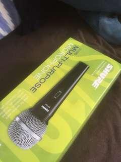 Shure SV100 mic