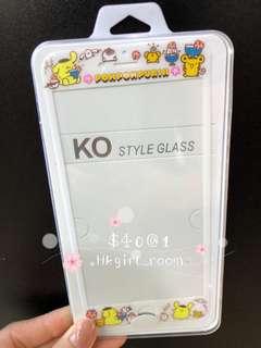 Iphone 7/8 plus 布甸狗 mon貼 $40@1 包郵