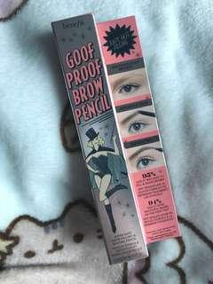 Goof Proof Brow Pencil shade 3