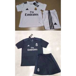 18/19 Real Madrid Kids jersey