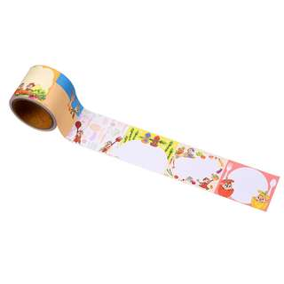 Japan Disneystore Disney Store Chip & Dale Roll Sticky Note Pad
